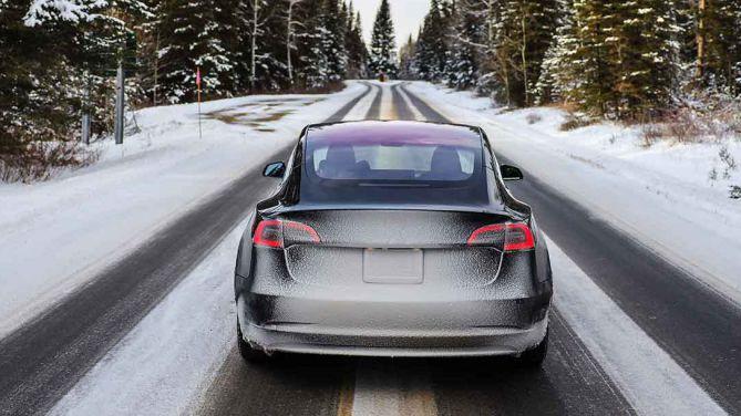 E-Auto im Winter: 5 Tipps für die Batterie in der kalten Jahreszeit