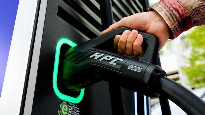 Die Ladeleistung eines Elektroautos
