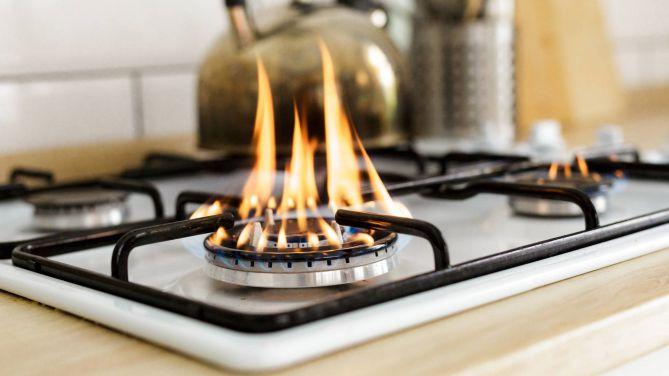 Gasherd in der Küche: Vor- und Nachteile beim Kochen