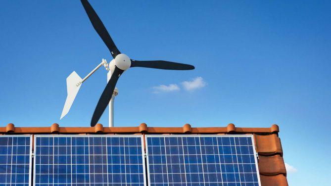 Windkraft für zu Hause: Nachhaltigen Strom selbst erzeugen