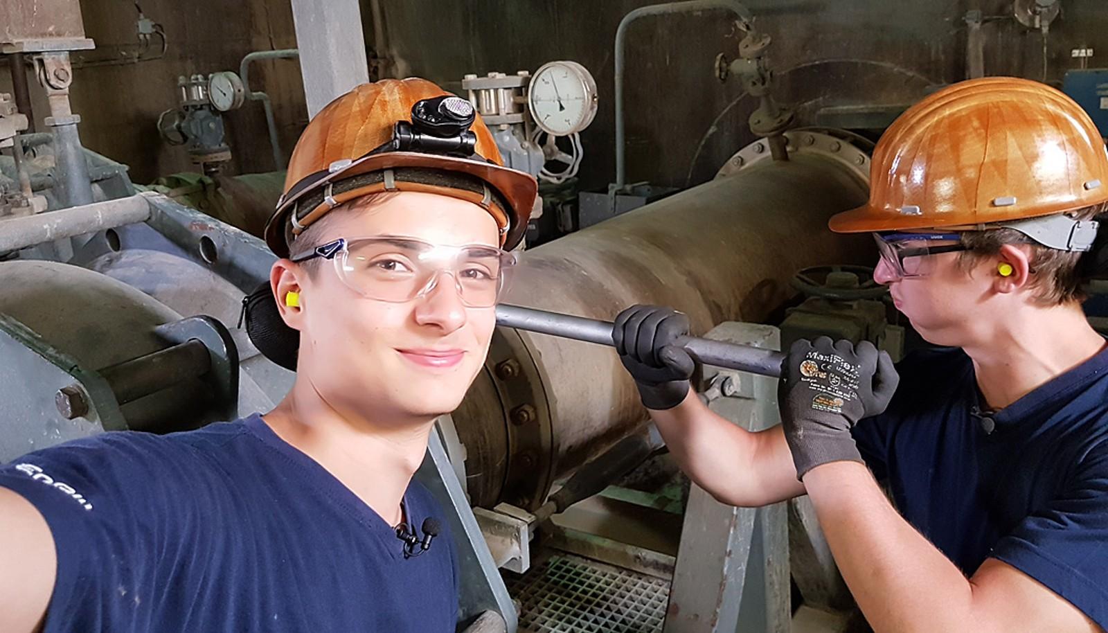 industriemechaniker ausbildung 2019