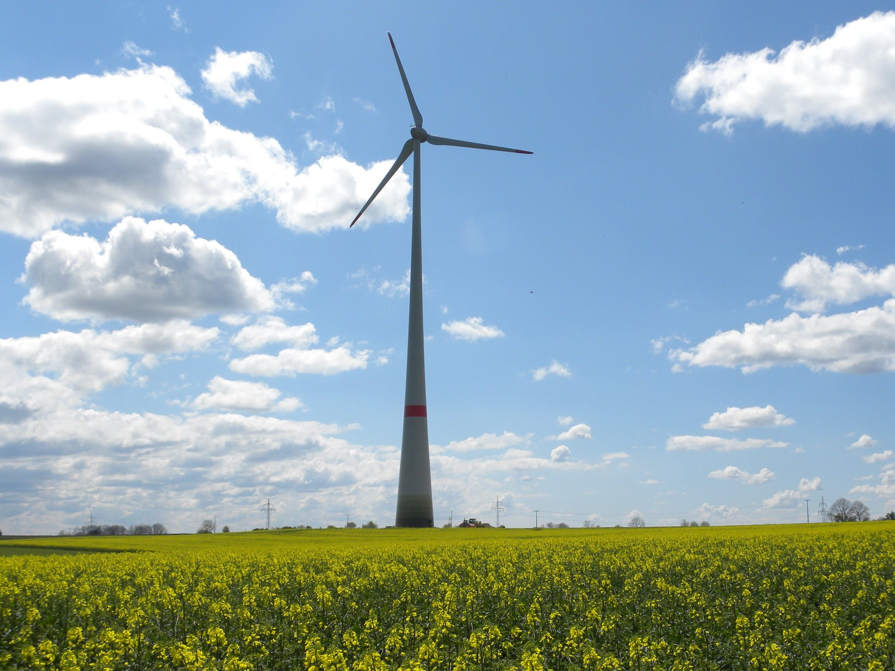 Windpark Schopfloch