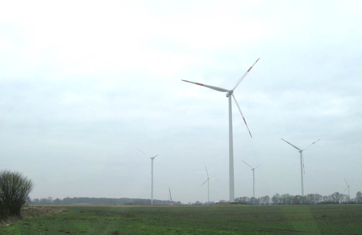 Windpark Leddin 2