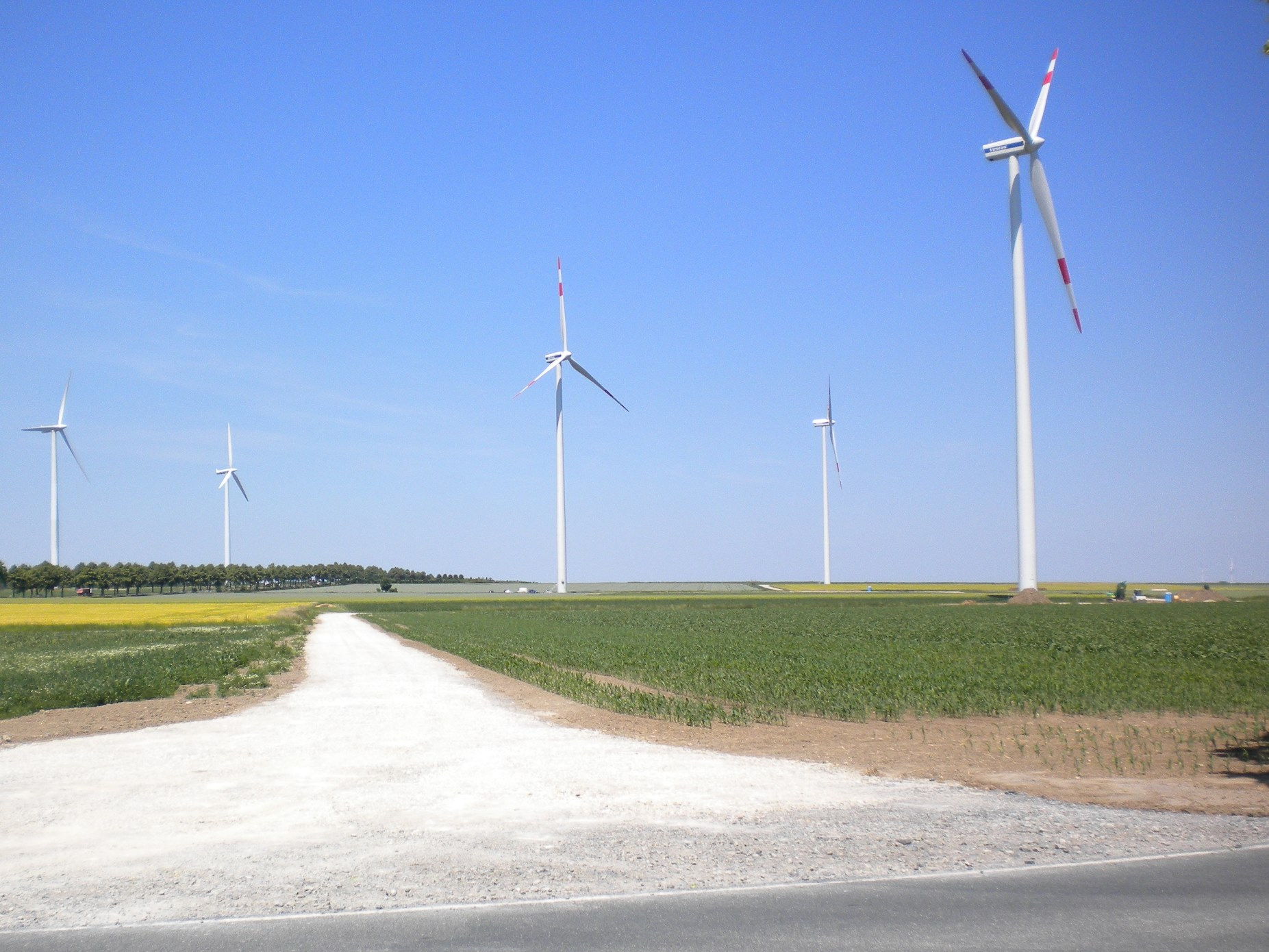 Windpark Schulenburg