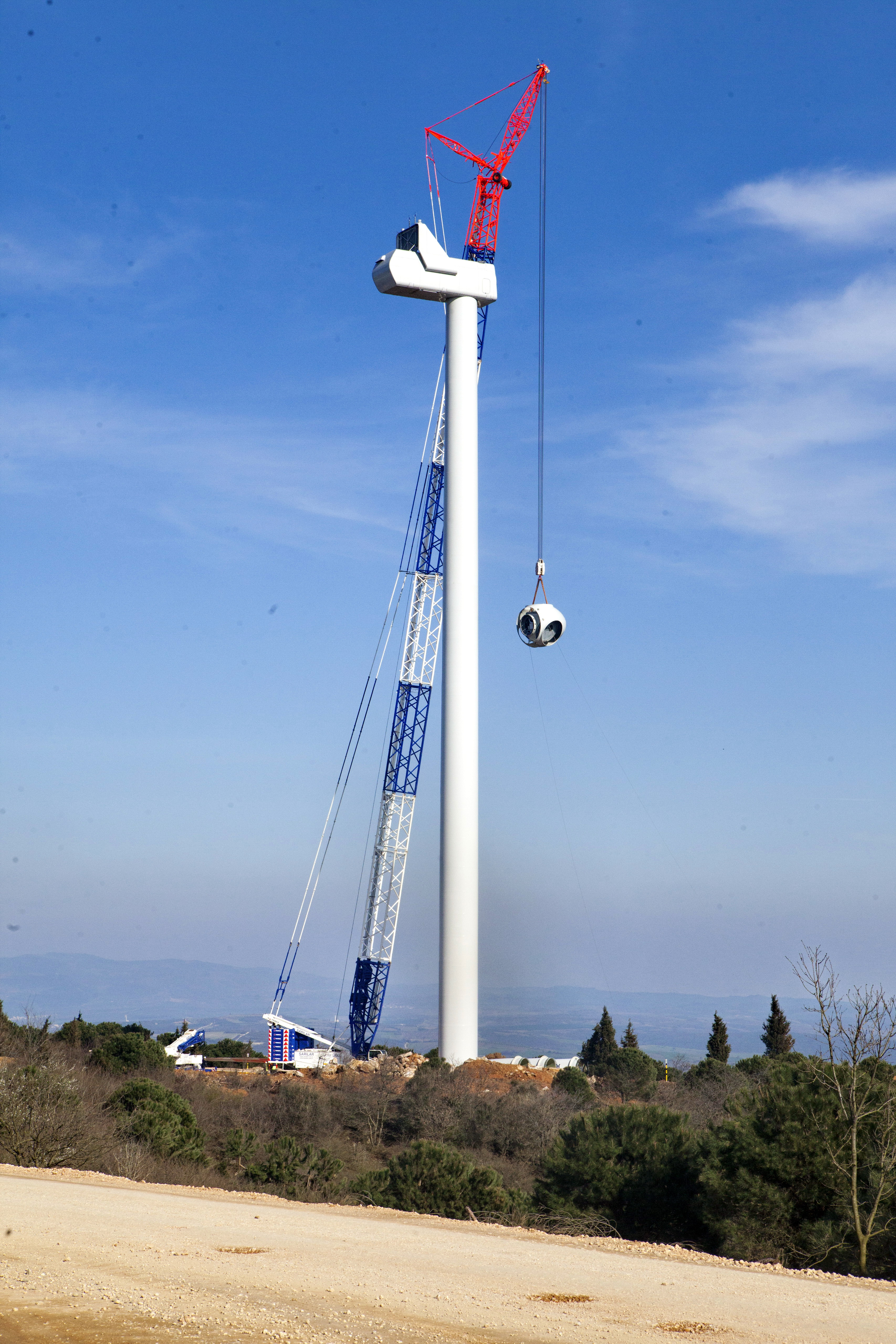 Foto 2 - Windpark Harmanlik