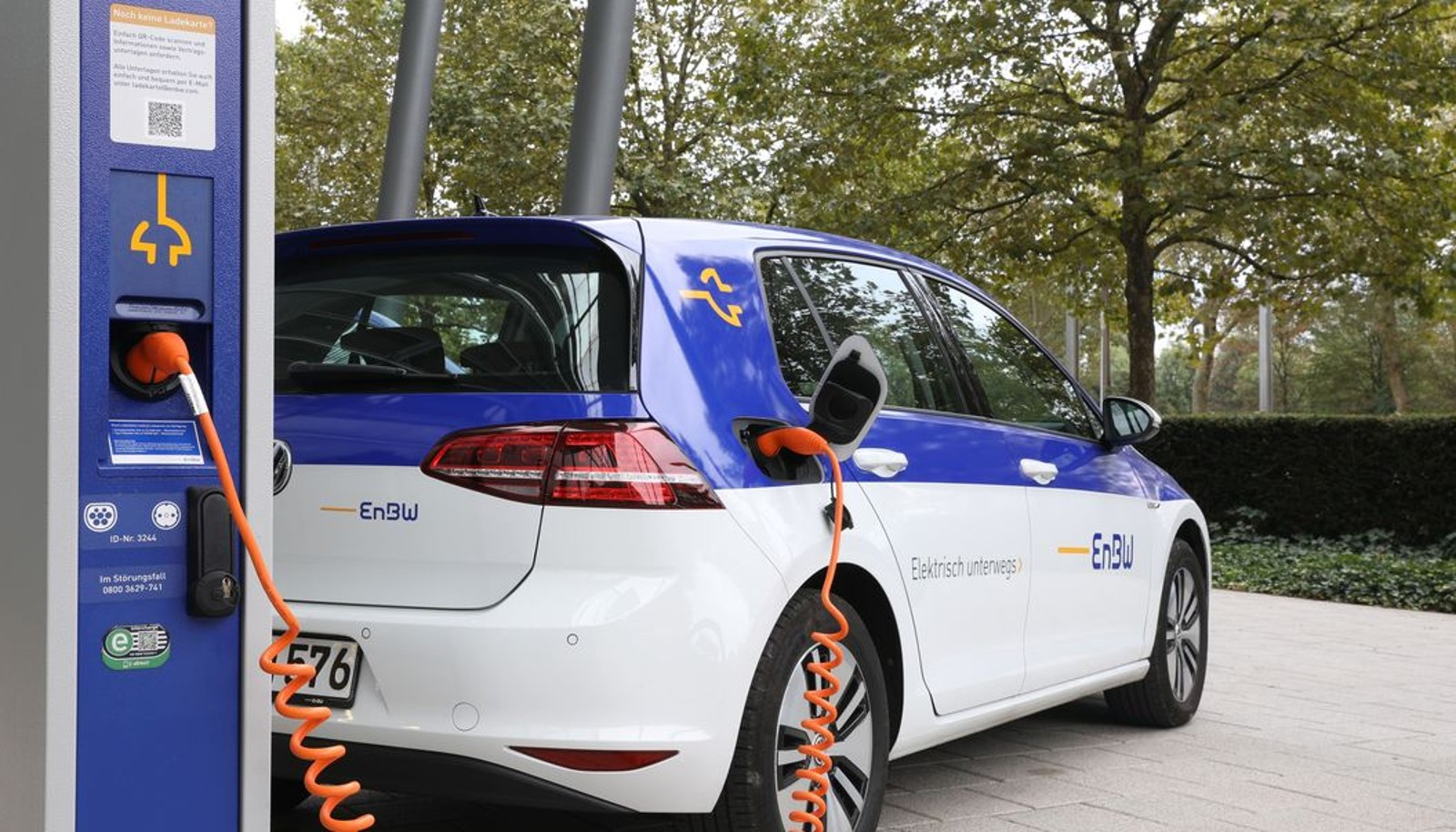 Charging Electric Vehicles Just Became Easier Enbw And