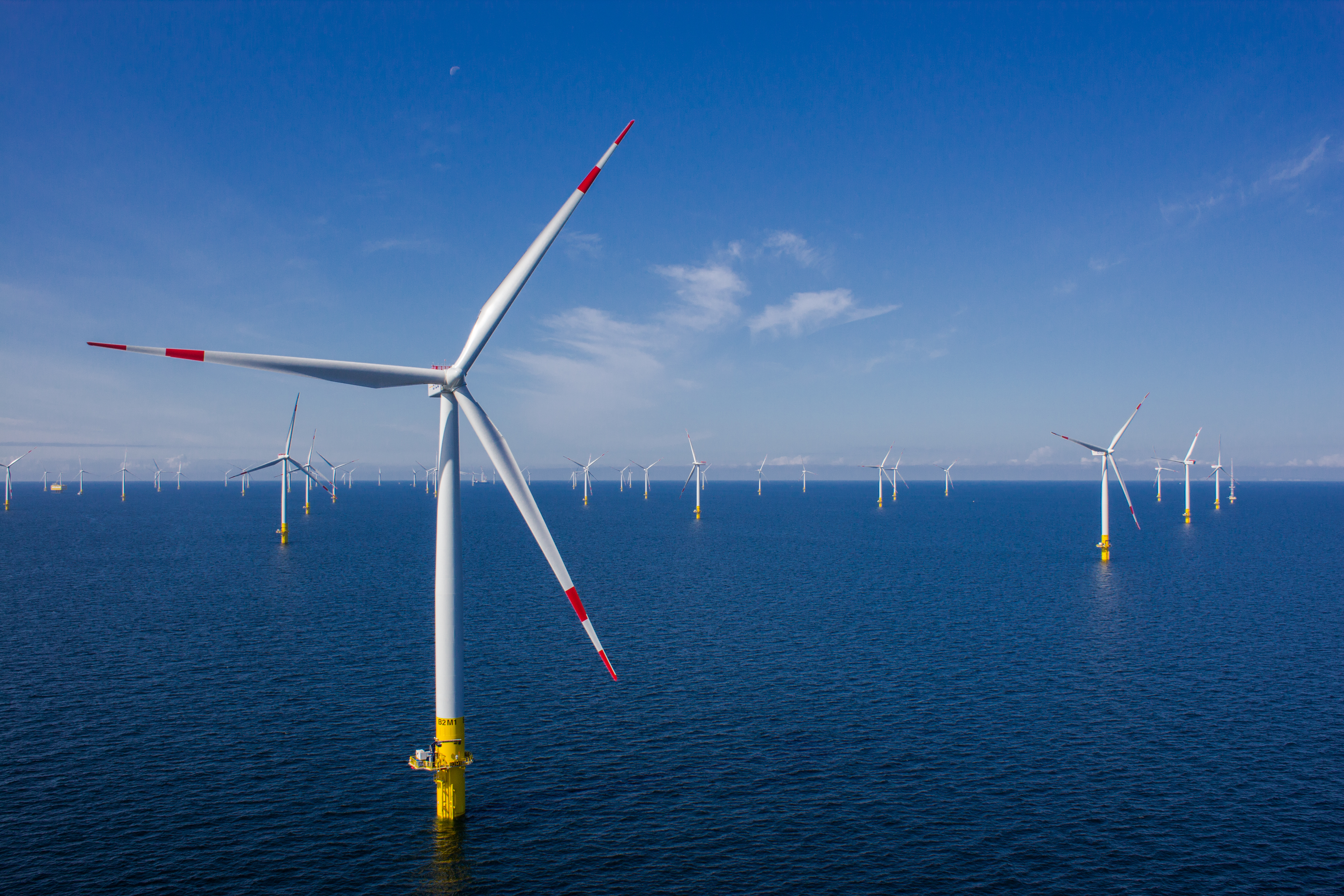 EnBW Offshore Windpark Baltic 2 (Foto: EnBW)