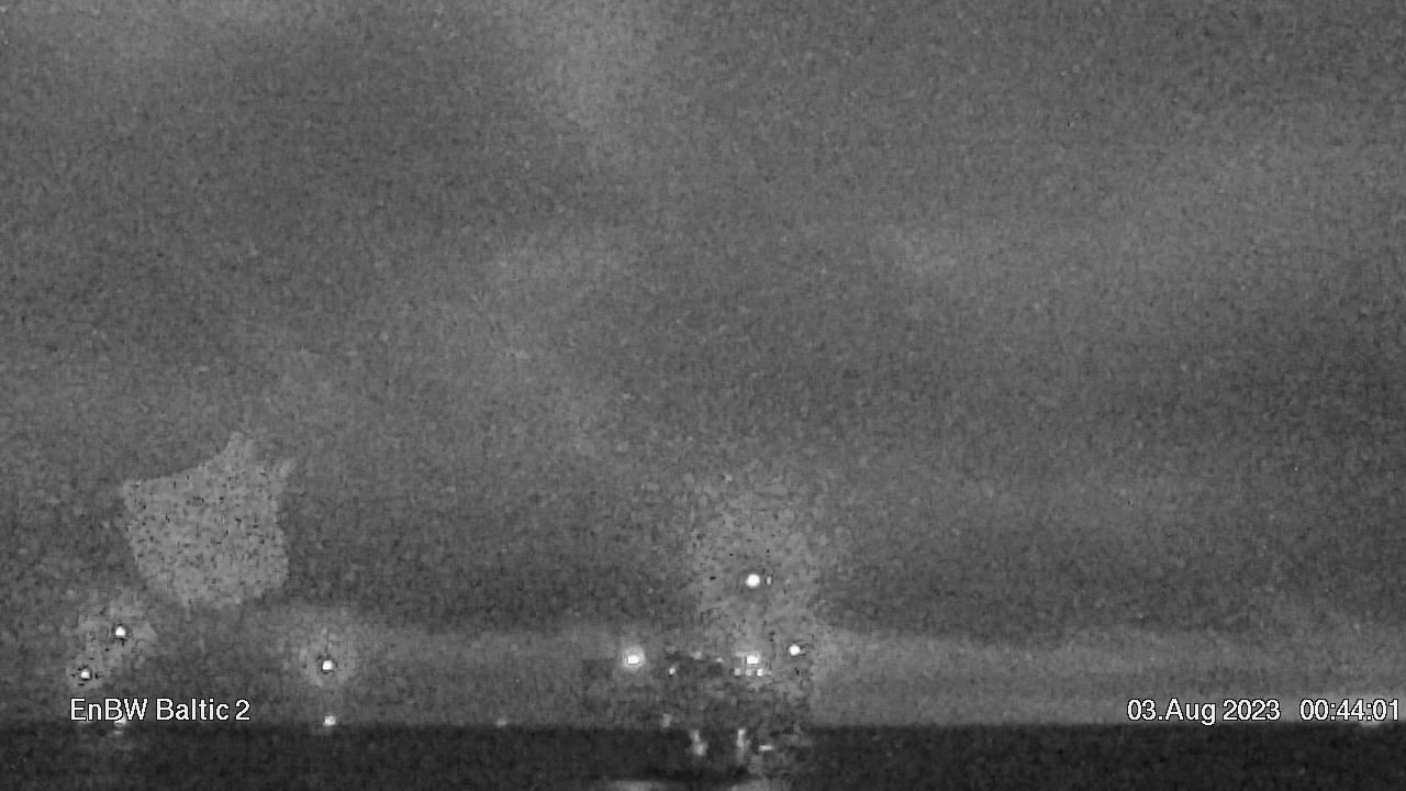 EnBW Baltic 2 Webcam
